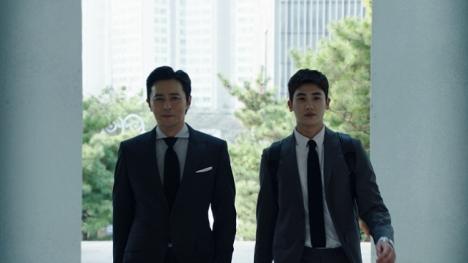 チャン・ドンゴン×パク・ヒョンシクに撃沈!「SUITS/スーツ ~運命の選択~」3種の韓国版ティザー映像を公開