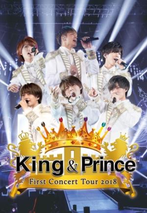 King & Prince初の映像作品が1/14付DVD&BDオリコンランキング1位に返り咲き!