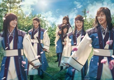 パク・ソジュン、パク・ヒョンシク、ミンホ/SHINee、V/BTS共演「花郎<ファラン>」4/17よりBSフジで放送!予告動画<br/>