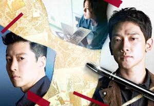 RAIN(ピ)×イ・ドンゴン「スケッチ~神が予告した未来~」LaLa TVで4/3より放送!予告動画