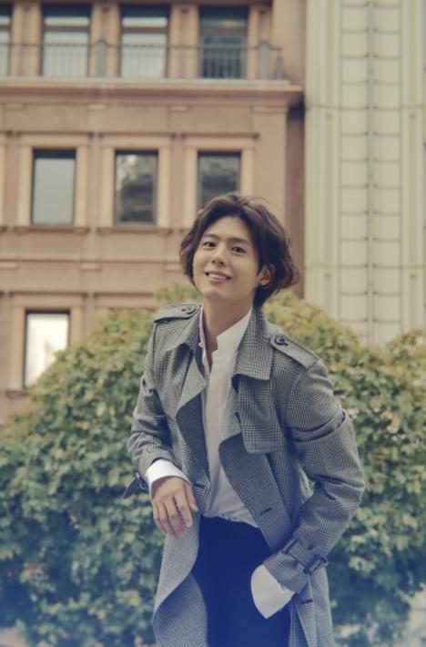 最旬韓流トップスター パク・ボゴム、日本デビューシングル「Bloomin'」ミュージックビデオを公開!