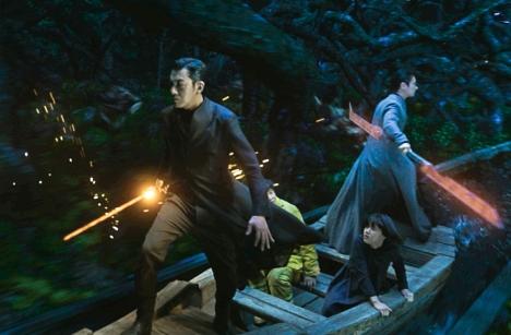 韓国映画『神と共に 第一章:罪と罰』主要キャラの特別映像と場面写真9点一挙解禁!