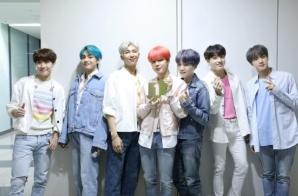 【韓国アーティスト初!】BTS、最新アルバム「MAP OF THE SOUL : PERSONA」イギリスで1位!