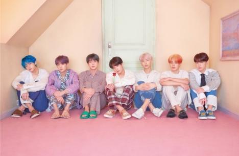 BTS、最新アルバム「MAP OF THE SOUL : PERSONA」日本でも1位!トレーラー映像公開中<br/>