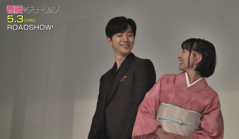 ジュノ(2PM)が魅せる2つの表情に釘づけ!『薔薇とチューリップ』ポスターメイキング映像初公開!