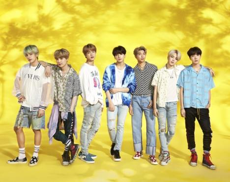 全米、全英でNo.1!BTS、日本10枚目シングル「Lights/Boy With Luv」7/3発売決定!