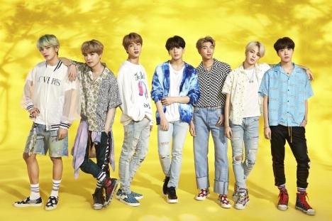 BTS「anan」「CanCam」表紙を飾る!ワールドスタジアムツアー中のアメリカ・ロサンゼルスで撮影!