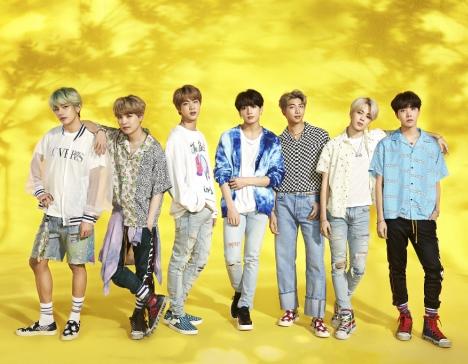 BTS待望の日本で通算10枚目シングル「Lights/Boy With Luv」7/3発売!日本オリジナルMVも制作