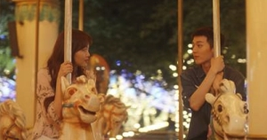 守ってあげると言ったのに!チャン・ギヨン、デートで恐がる「ここに来て抱きしめて」メイキング映像公開中!