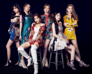【K-POP】(G)I-DLE、J-WAVEで「LATATA」初解禁&メンバーコメントも!店舗別オリジナル購入特典も決定