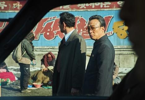 北朝鮮に潜入せよ!韓国映画『工作 黒金星と呼ばれた男』公開直前にメイキング映像と新場面写真解禁!