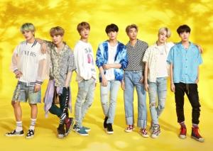 BTS「Lights」が769,454枚売り上げて3冠!Billboard JAPAN HOT100 1位!MV公開中