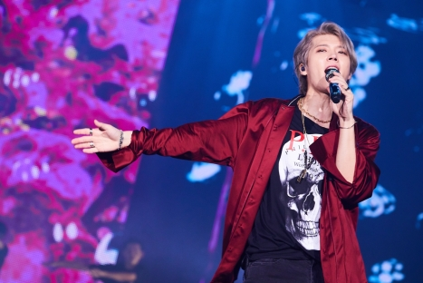 INFINITE ウヒョン、ソウル公演成功!最新ミニアルバム『A New Journey』日本公演限定特典決定!