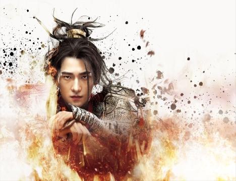 神イケメンのヤン・ヤン主演「神龍<シェンロン>」10/23DATVにてテレビ初放送!予告動画で先取り