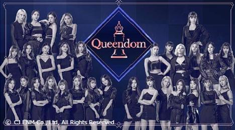 K-POP最高のアイドルたちの本格カムバックバトル「Queendom」Mnet Smartで8/29より日韓同時配信