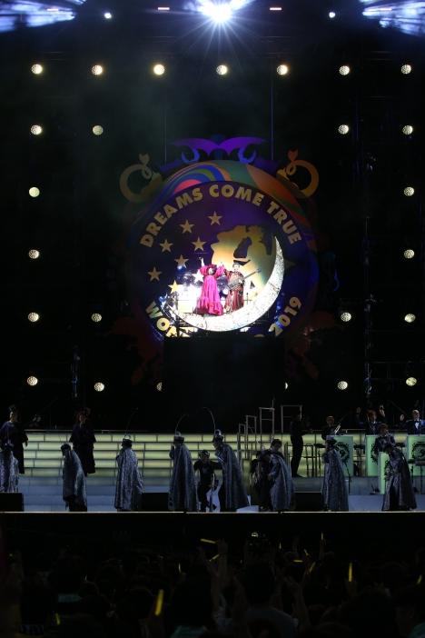 【ライブレポート&写真】DREAMS COME TRUE「ドリカムワンダーランド」千秋楽はスペシャルな一夜!