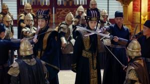 BS12中国史劇「独孤伽羅~皇后の願い~」第21-25話あらすじ:皇后の座~屈辱の敗北予告動画
