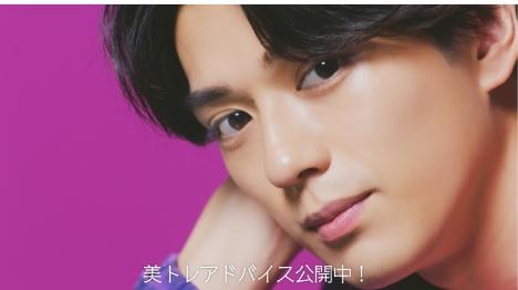 新田真剣佑が日替りで美のトレーニングをアドバイスするWEB限定動画3本公開!