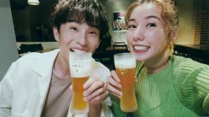 中尾明慶&仲里依紗夫妻がCM初共演!キリン一番搾り生ビールのおいしさ紹介のWEB動画公開