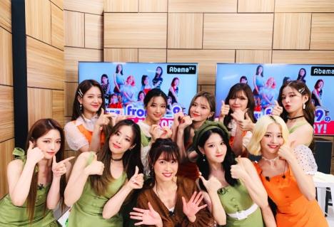マジ天使!fromis_9日本初の生放送番組で、代表曲「FUN!」などのダンス生披露にファン大興奮!