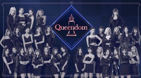 K-POPガールズG 6 組が同時に新曲を発表する、カムバック合戦「Queendom」11月日本初放送決定!