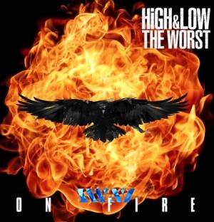 SWAY、映画『HIGH&LOW THE WORST』劇中歌、「中・中一派」テーマ曲となる新曲「ON FIRE」10/2配信決定