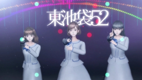 OLアイドル東池袋52にかわいすぎるVTuber加入!新曲「幸せのセゾン」MV公開!<br/>