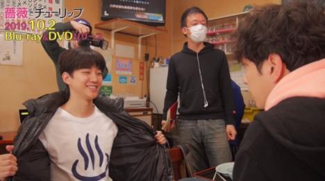 ジュノ(2PM)とチャンソン(2PM)の仲睦まじさに悶える!『薔薇とチューリップ』お宝映像特別公開!