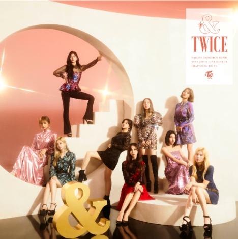【速報】TWICE11/20リリース「&TWICE」で成長を魅せるビジュアル解禁!収録曲も公開!