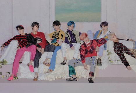 BTS圧倒的存在感!アルバム2枚が米ビルボードメインアルバムチャートにランクイン!