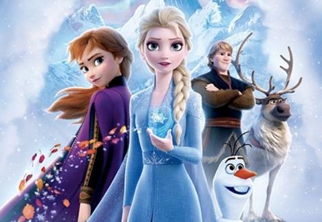 『アナと雪の女王2』4DX 11/22より公開スタート!会場内がまるでアナと雪の世界に!予告動画