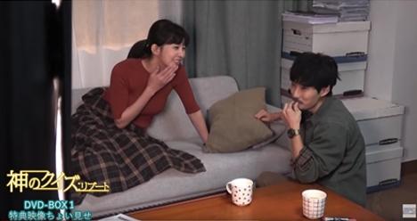 「神のクイズ:リブート 」キスするたび付けヒゲが…リュ・ドックァンメイキング&キム・ジェウォン強烈シーン裏側公開