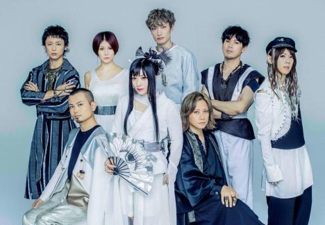 和楽器バンド「REACT」全曲ダイジェスト・REC・メイキング動画公開!12/13Mステ出演も決定!