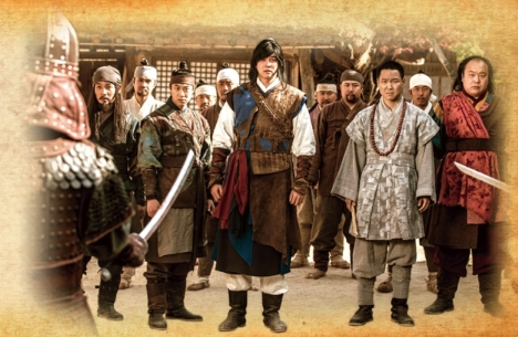 BSテレ東<ホジュン>の後は「逆賊-民の英雄 ホン・ギルドン-」1/9よりスタート!予告動画