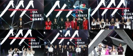 韓国ドラマ、 K-POPの総合授賞式「2019 Asia Artist Awards<字幕版>」KNTV&DATVで同時日本初放送!