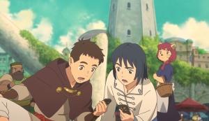 山﨑賢人&新田真剣佑、二人の共演は「全部戦ってるね」 映画『二ノ国』アフレコ映像公開!