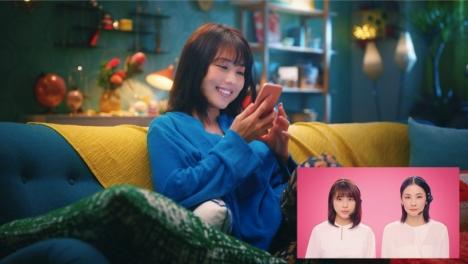 有村架純と吉田羊が自身の日常を実況解説する『ホットペッパービューティー』新TV-CMをWEB先行公開