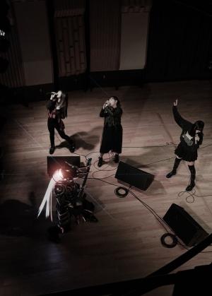 ハードロックユニットIRONBUNNY 初デジタルSG「Infinite Mirror」 12/20配信!MV公開