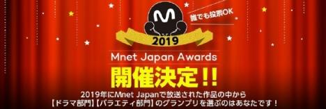 韓流ファンが選ぶMnet2019年最高の作品は?12/25投票サイトOP!24日先行投票もスタート!