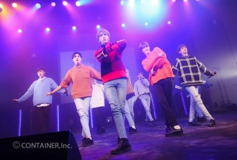 Apeace 大盛況のXマスライブでファンにプレゼント報告!3月ニューシングルリリース発表!