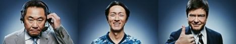 東京五輪サッカー・アジア最終予選に向けて松木安太郎、川平慈英、矢部浩之が「23歳」を語る動画&メイキング公開