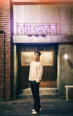 ジョン・ヨンファ(CNBLUE) 「FEEL THE Y'S CITY」BOICE限定盤DVDのダイジェスト映像公開