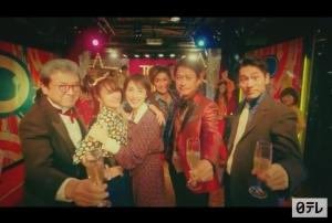 「トップナイフ」初回視聴率13.0%!天海祐希らが踊るEDダンスと秘蔵メイキング映像公開中!