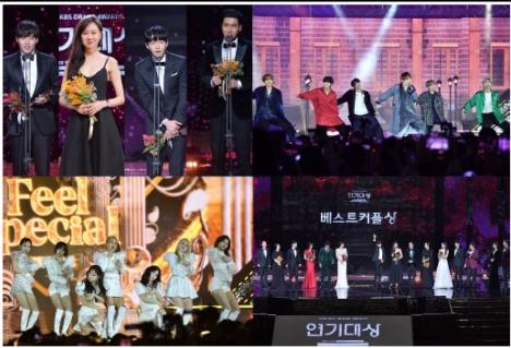 2019年年末見逃した方、必見!「2019 KBS演技大賞&歌謡祭」をKBS Worldが字幕版で放送!