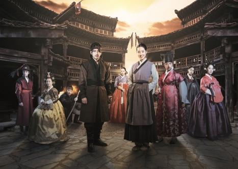 視聴率22.6%!韓国時代劇「オクニョ 運命の女(ひと)」LaLa TVに3月初登場!あらすじと予告動画