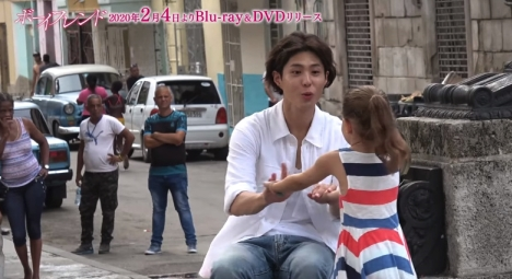 パク・ボゴム、少女のエスコートでキュートにダンシング!?「ボーイフレンド」メイキング動画公開!<br/>