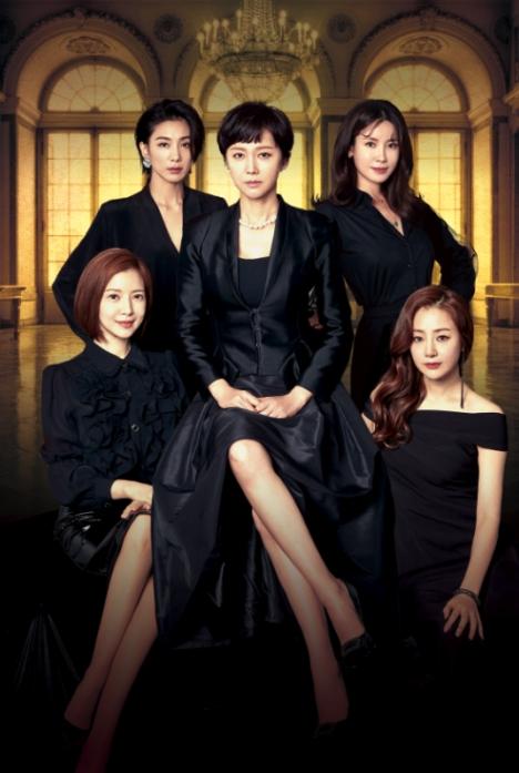韓国で社会現象に!「SKYキャッスル~上流階級の妻たち~」BS初放送はBSフジで4/1に決定