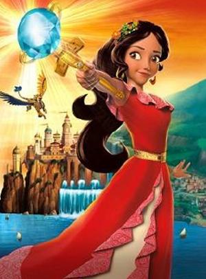 ディズニー初ラテン系プリンセスが主人公「アバローのプリンセス エレナ/内なる魔法」2/8日本初放送|予告動画