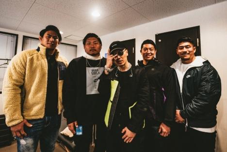 【AK-69】トップアスリート達も多数来場した「THE LIVE -6900-」3公演ライブレポート&写真公開