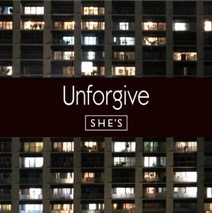 SHE'S新曲「Unforgive」2/14先行配信。ドラマ特区「ホームルーム」映像の15秒PV公開